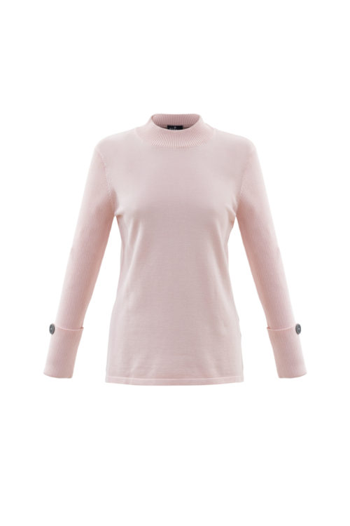 MARBLE Pale Pink Knit