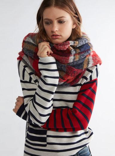 OUI Oversized Multi Stripe Knit