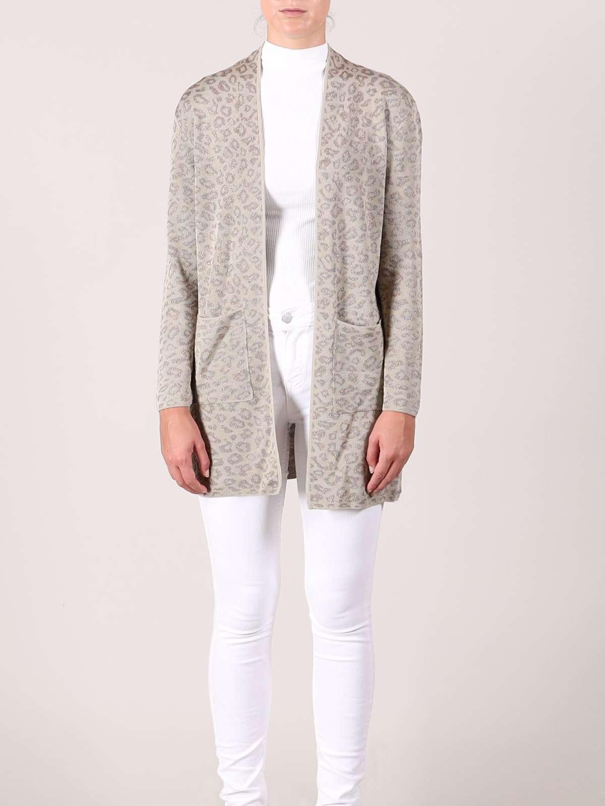 RINO & PELLE Khaki Knit Twin Set