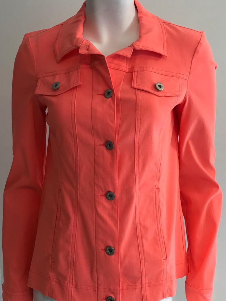 ROBELL Orange Stretch Jacket