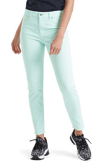 MARC CAIN Mint Crop Jeans