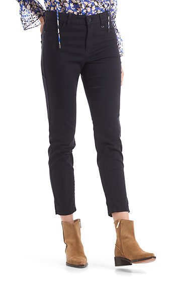 MARC CAIN Midnight Blue Slim Fit Stretch Jeans