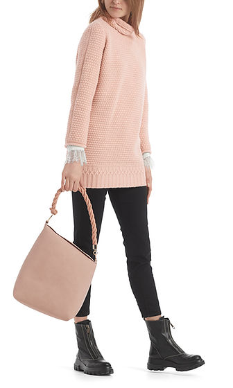 MARC CAIN Casual Fit Long Knit