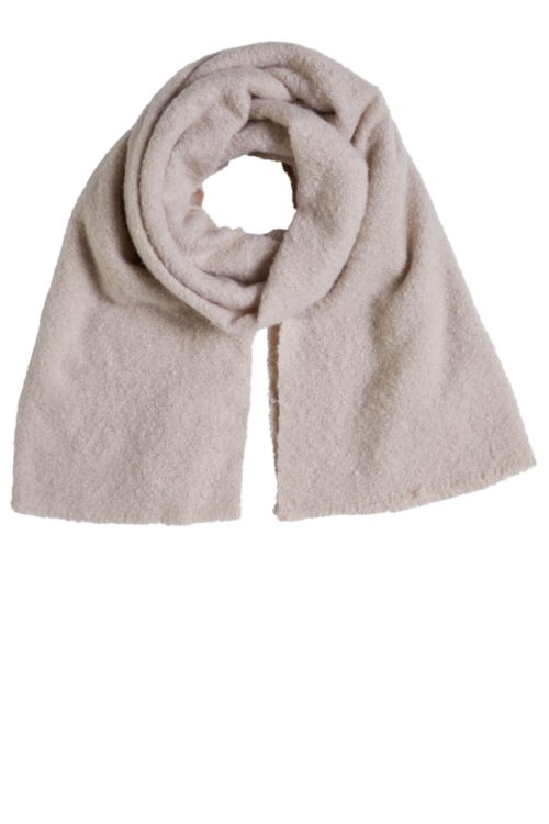 OUI Textured Knit Scarf