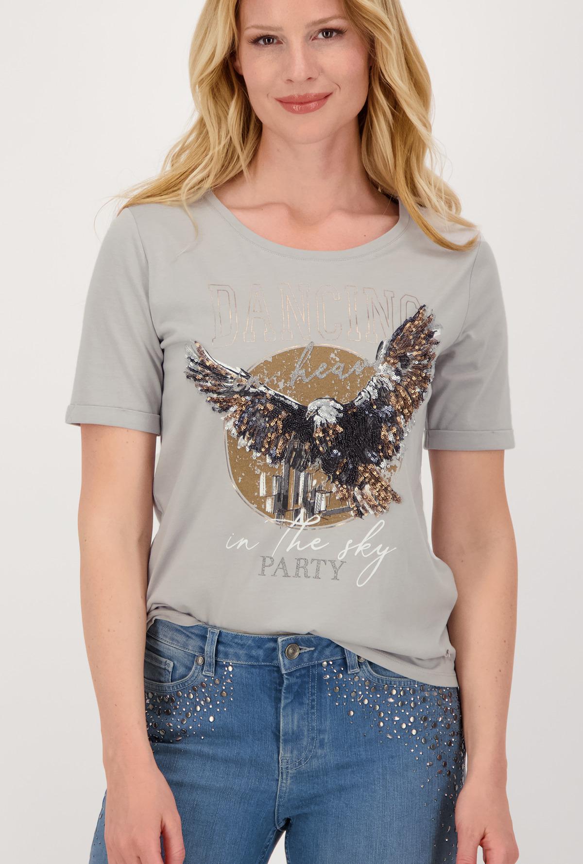 MONARI Eagle Sparkle T-Shirt