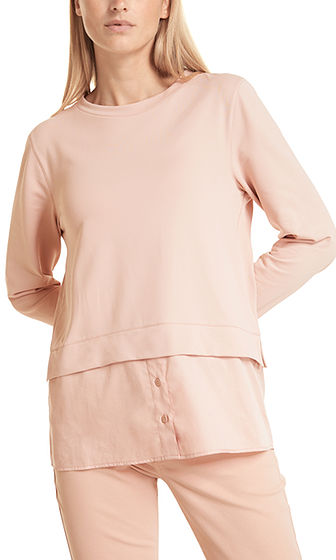 MARC CAIN Layered Look Top